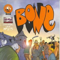 Cómics: BONE 25 - JEFF SMITH - DUDE COMICS. Lote 28889230