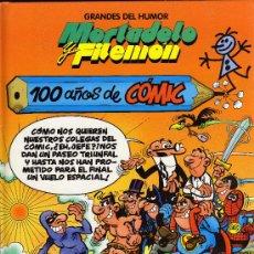 Cómics: MORTADELO Y FILEMON TAPA DURA GRANDES DEL HUMOR DE EL PERIODICO. Lote 28981501
