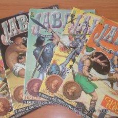 Cómics: LOTE DE 5 COMICS EL JABATO. EDICION HISTÓRICA. Nº 20, 32, 37, 39 Y 55. EDICIONES B.. Lote 29003623