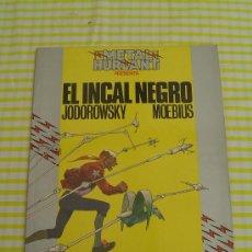 Cómics: EL INCAL NEGRO - JODOROWSKY MOEBIUS . Lote 29071539
