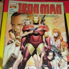 Cómics: COMIC = IRON MAN DIRECTOR DE SHIELD N.º 5 . Lote 29107208