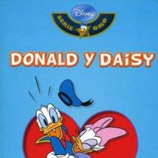 Cómics: DONALD Y DAISY (DISNEY SERIE ORO). Lote 252171355