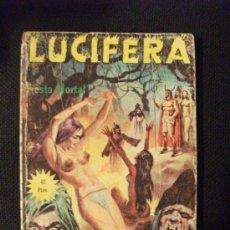 Cómics: LUCIFERA Nº 6 ELVIBERIA EDICIONES. Lote 201175516