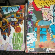 Cómics: CABLE VOLUMEN I COLECCION COMPLETA 1 AL 21 EDICIONES FORUM. Lote 29202371