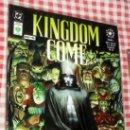 Cómics: KINGDOM COME. TOMO 1. LA LLEGADA DE LOS REINOS. ALEX ROSS Y MARK WAID. 1997. DC COMICS. VID,. Lote 148516636