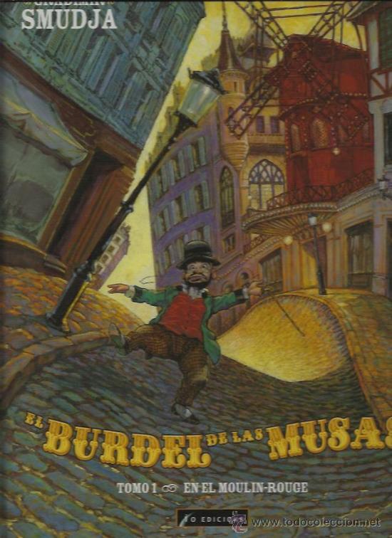 EL BURDEL DE LAS MUSAS ( I O EDICIONS ) ORIGINALES 2004-2006 COMPLETA (Tebeos y Comics - Comics otras Editoriales Actuales)