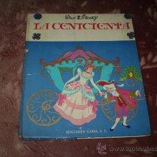 Comics - Walt Disney. La Cenicienta(Ediciones Gaisa,S. L. 1968) - 29365126