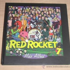 Cómics: RED ROCKET 7. MIKE ALLRED. INCLUYE CD.. Lote 29435400