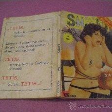 Cómics: SHAFT - Nº 31 ... EL SADICO *** ELVIBERIA - AÑO 1976. Lote 29440798