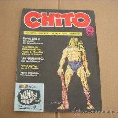 Cómics: CHITO Nº 9, EDITORIAL EDIPRESS. Lote 29516200