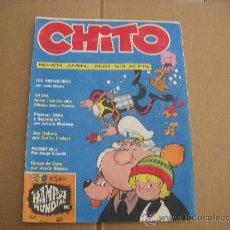 Cómics: CHITO Nº 3, EDITORIAL EDIPRESS. Lote 29516213