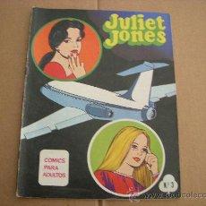 Cómics: JULIET JONES Nº 3, EDITORIAL MAISAL. Lote 29550386