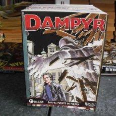 Comics - DAMPYR - 20 NÚMEROS (5-6-7-8-9--10-11-14-15-16-17) - ALETA - RESERVADO - 29627060