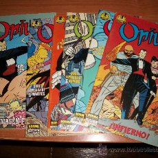 Cómics: OPIUM COLECCION COMPLETA 6 NUMEROS DE DANIEL TORRES - NORMA EDITORIAL. Lote 29643720