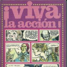 Cómics: VIVA LA ACCION- ESCO-1979 TAPA DURA-. Lote 29644791