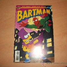 Cómics: BARTMAN Nº 9 COMICS BONGO 1996 LOS SIMPSON . Lote 29645860