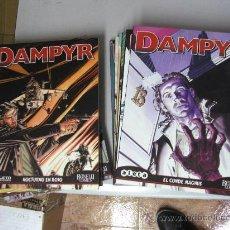 Cómics: DAMPYR ¡ LOTE 10 NUMEROS ! / ALETA EDICIONES 2006 - POSIBILIDAD DE NUMEROS SUELTOS. Lote 29679813