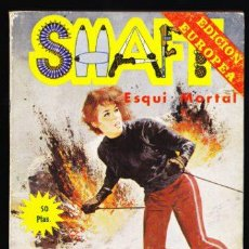 Cómics: SHAFT 30 - ESQUI MORTAL - ELVIBERIA. Lote 156291294