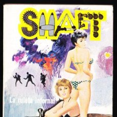Cómics: SHAFT 6 - LA RULETA INFERNAL - ELVIBERIA. Lote 29884170
