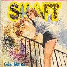 Cómics: SHAFT 3 - CEBO MORTAL - ELVIBERIA. Lote 29884194