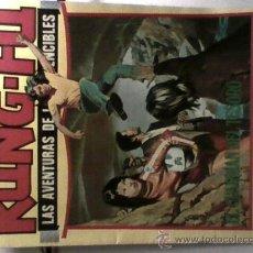 Comics - Kung fu Las aventuras de los invencibles, nº 17 - 29937970