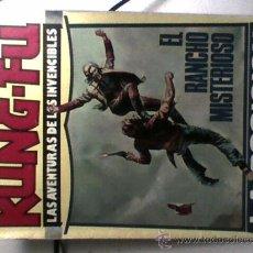 Comics - Tebeo comic Kung Fu las aventuras de los invencibles primera edicion nº4 - 29938288