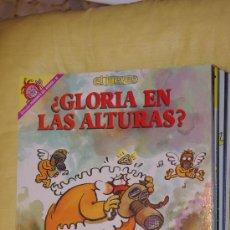 Cómics: DIOS MÍO: ¿GLORIA EN LAS ALTURAS? - JOSE LUIS MARTÍN - PENDONES DEL HUMOR Nº 74 (EL JUEVES). Lote 29962145