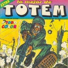 Cómics: LO MEJOR DE TOTEM EXTRA 6 - VUILLEMIN - NEW COMIC. Lote 29963116