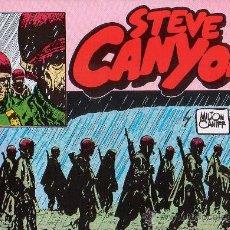 Cómics: STEVE CANYON / DIBUJOS : MILTON CANIFF - LOTE DE 24 EJEMPLARES. Lote 29979900