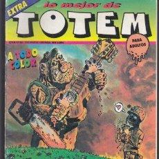 Cómics: LO MEJOR DE TOTEM EXTRA 7 - VUILLEMIN - NEW COMIC. Lote 29989086