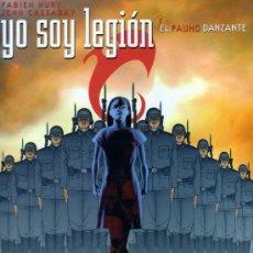 Comics : YO SOY LEGIÓN (FABIEN NURY - JOHN CASSADAY) COLECCIÓN COMPLETA, 3 EJEMPLARES. Lote 29991611
