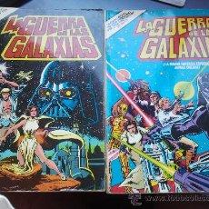 Cómics: STAR WARS 2 COMIC VERSION OFICIAL DE LA GUERRA DE LAS GALAXIAS . Lote 34165904