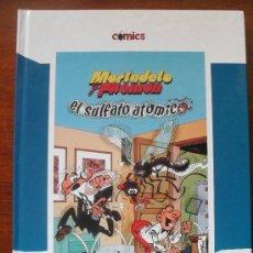 Cómics: MORTADELO Y FILEMON - EL SULFATO ATOMICO - COMICS EL PAIS Nº 3 - 2005. Lote 30005945