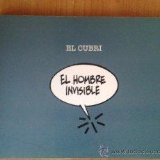 Fumetti: EL HOMBRE INVISIBLE- EL CUBRI. Lote 30028765