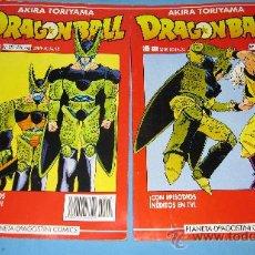 Cómics: DRAGONBALL AKIRA TORIYAMA NUMEROS 171 Y 177. Lote 30156181