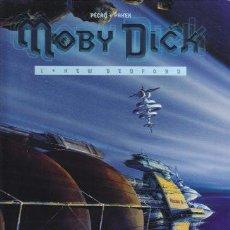 Cómics: MOBY DICK 2 - LA CAZA - PECAU, PAHEK - TAPA DURA GLENAT . Lote 30069270