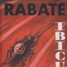 Cómics: IBICUS LIBRO 4 - RABATE - ALEXIS TOLSTOI - TAPA DURA GLENAT . Lote 30069326