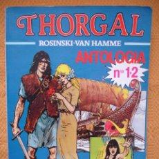 Cómics: THORGAL ANTOLOGIA Nº 1 Y 2 ROSINSKI - VAN HAMME 1982 .. Lote 30096817