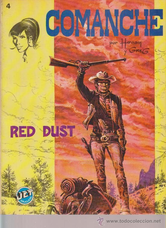 COMICS DE TAPA DURA JET BRUGUERA Nº 4 (Tebeos y Comics Pendientes de Clasificar)