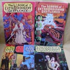 Fumetti: THE LEAGUE EXTRAORDINARY VOL 2 - 1 2 3 4 5 6 COMPLETA, PLANETA 2003 - ALAN MOORE - MUY BUEN ESTADO. Lote 30285584