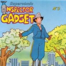 Cómics: SUPER COMIC INSPECTOR GADGET. TOMO Nº 3. EDITORIAL CEGE. AÑO 1984.. Lote 30439279