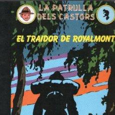 Cómics: LA PATRULLA DELS CASTORS - Nº 2 -