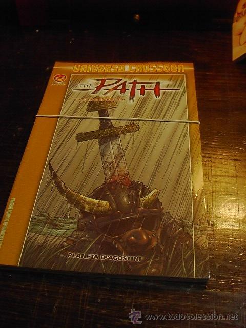 THE PATH , UNIVERSO CROSSGEN, PLANETA AGOSTINI, 20 EUROS CADA FASCICULO (Tebeos y Comics - Comics otras Editoriales Actuales)