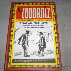Cómics: LA CODORNIZ ANTOLOGÍA 1941-1978. EDAF 1998.. Lote 184164026