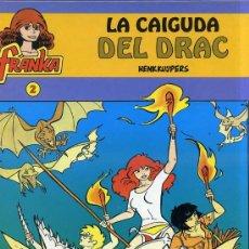 Cómics: HENKKUUPERS : LA CAIGUDA DEL DRAC (BARCANOVA, 1990) CATALÁN. Lote 30526901