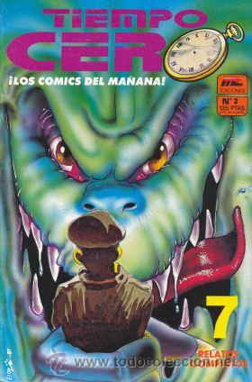TIEMPO CERO 2 - LOS COMICS DEL MAÑANA - ALAN MOORE, JESUS REDONDO - MC EDICIONES (Tebeos y Comics - Comics otras Editoriales Actuales)