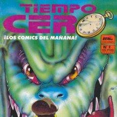 Cómics: TIEMPO CERO 2 - LOS COMICS DEL MAÑANA - ALAN MOORE, JESUS REDONDO - MC EDICIONES. Lote 30532291