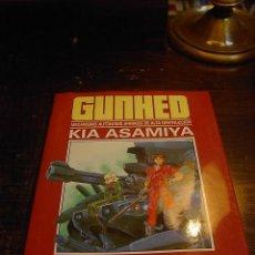 Cómics: GUNHED, KIA ASAMIYA, PLANETA AGOSTINI. Lote 30613076
