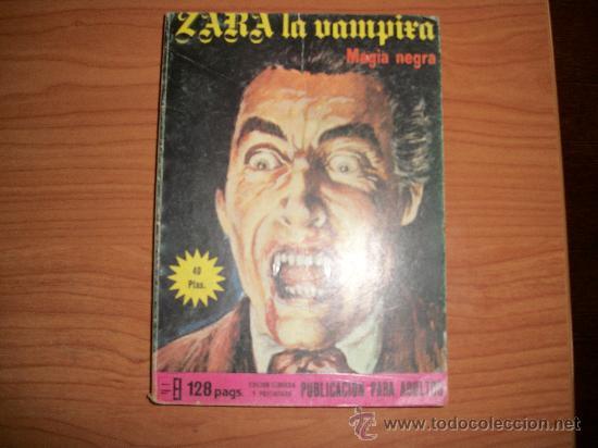 ZARA LA VAMPIRA Nº 16 ELVIBERIA 1976 (Tebeos y Comics - Comics otras Editoriales Actuales)