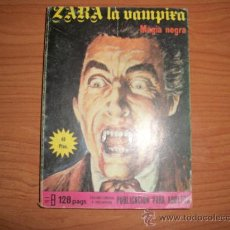 Cómics: ZARA LA VAMPIRA Nº 16 ELVIBERIA 1976 . Lote 30666429